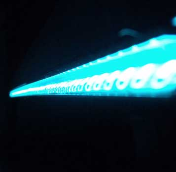 Taroona electrical LED strip
